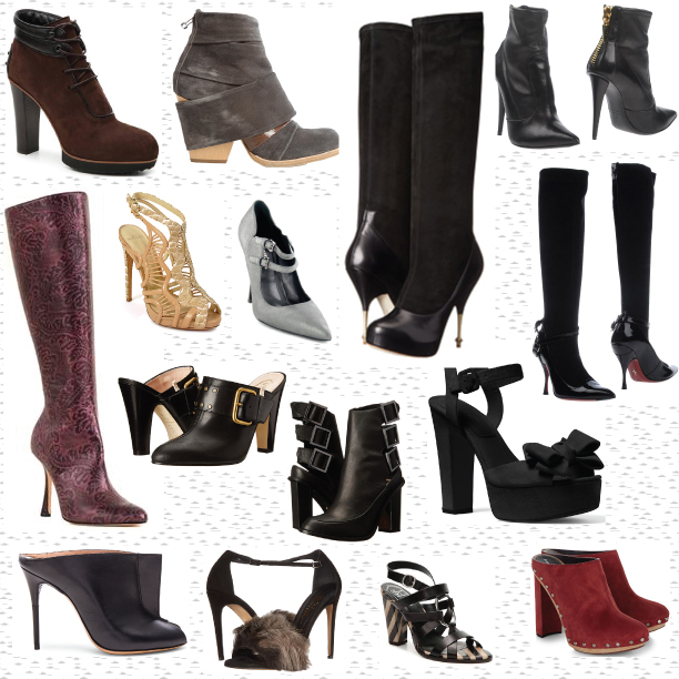 designer heels for less