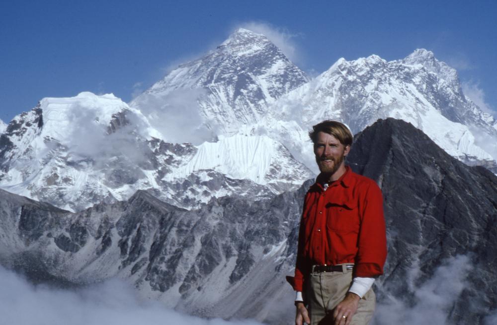 Rich Laffin in Nepal