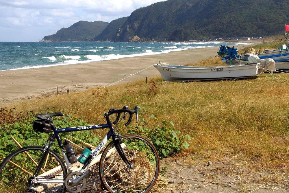 Fishing Boats Noto Peninsula.