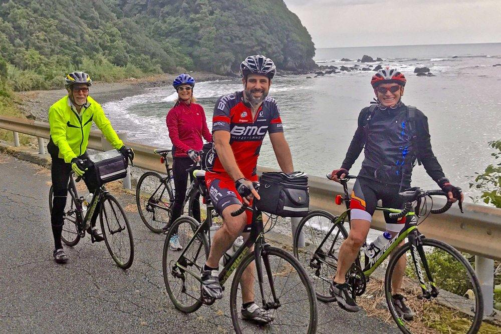 Cycle Shikoku Pilgrim Roads