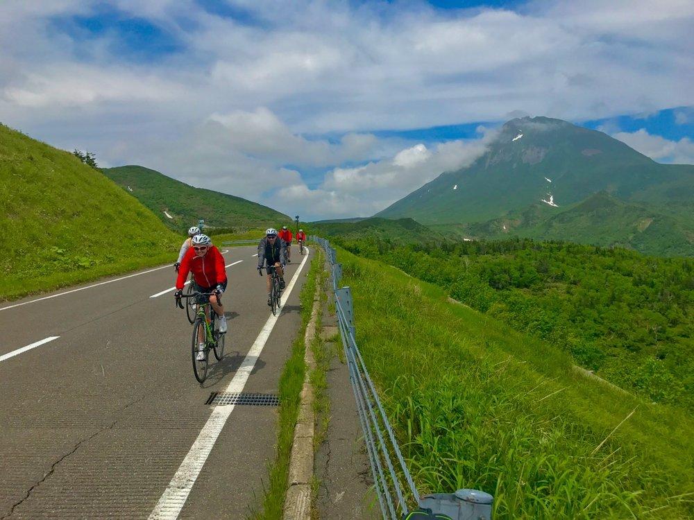 Hokkaido Shiretoko World Heritage area.