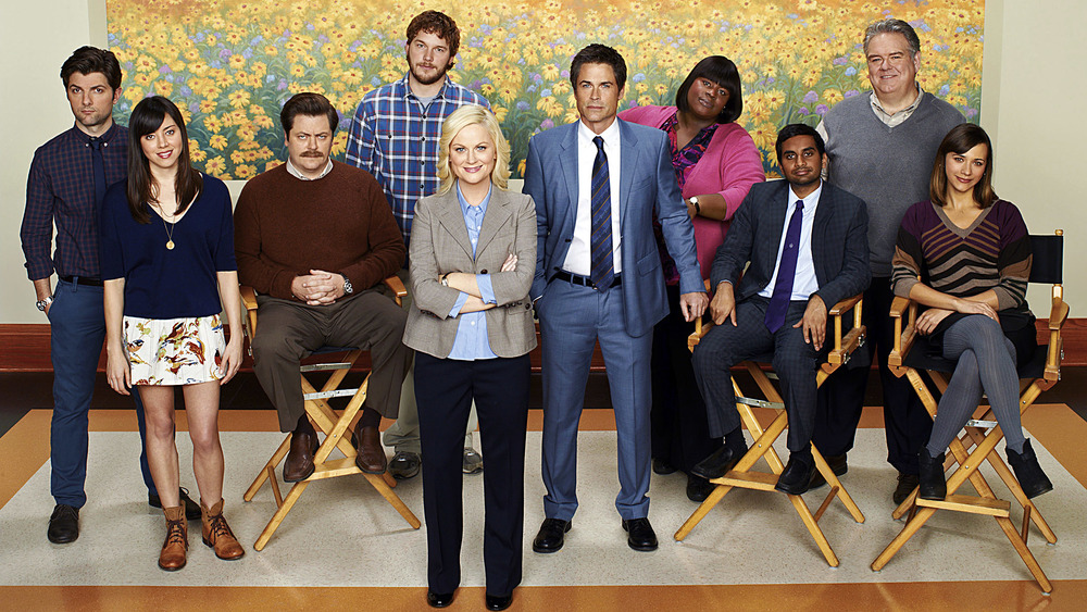 Parks_And_Recreation_Amy_Poehler_Aziz_Ansari_Chris_Pratt_Rashida_Jones_Aubrey_Plaza_Nick_Offerman_Paul_Schneider_Retta