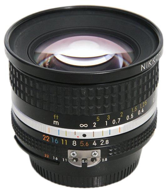Nikon 20mm f/2.8 AIS