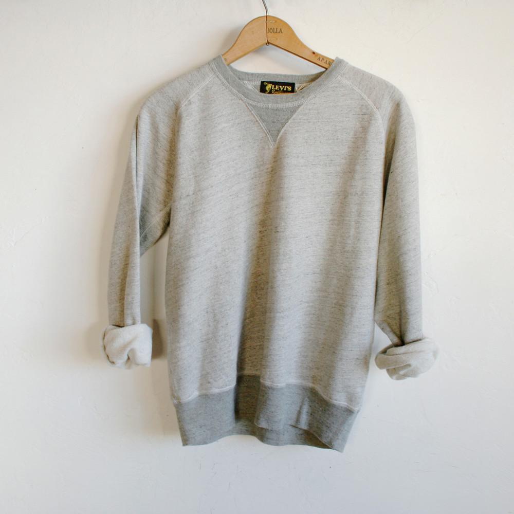 Classic Gray Levi's Sweatshirt