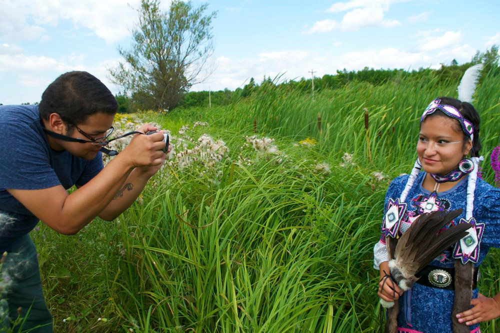Living Histories - Digital Storytelling in Tribal Communities
