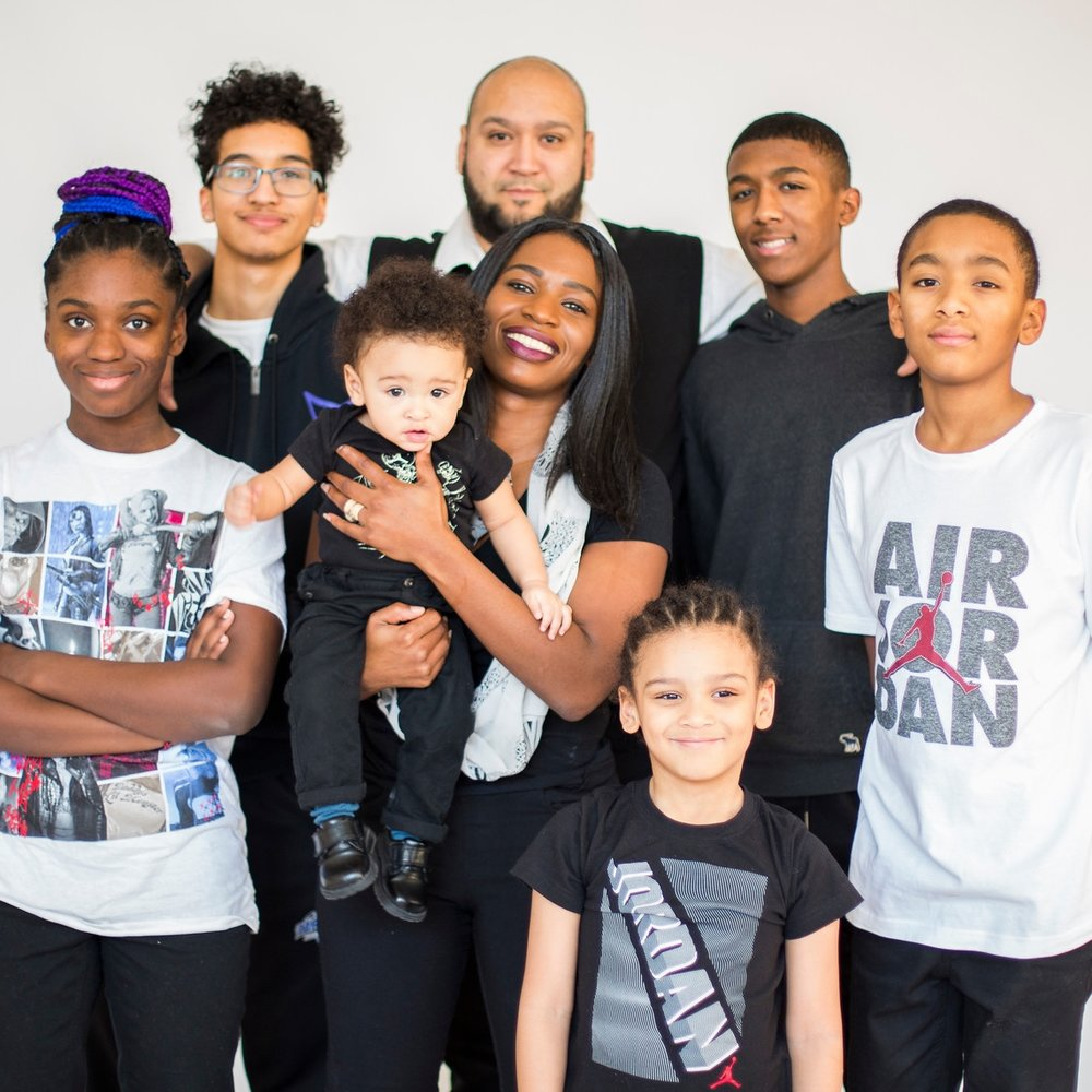 Family Portraits - Free Sessions Every Month for Families of the North End