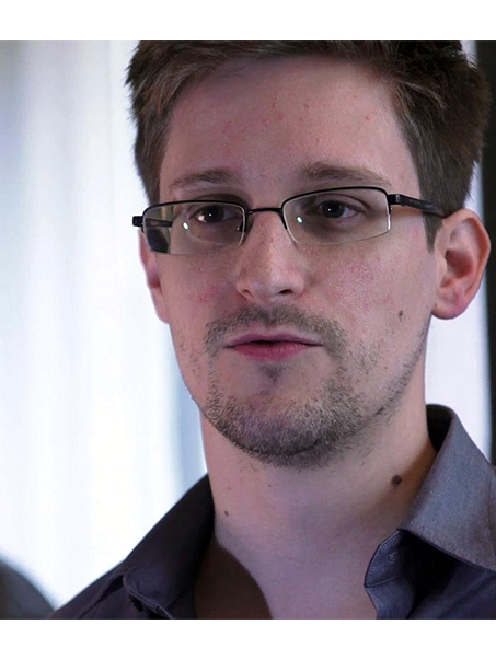 Edward Snowden, a 29-year-old intelligence contractor formerly employed by the NSA, CIA, and Booz Allen Hamilton.   Courtesy of Digitrends