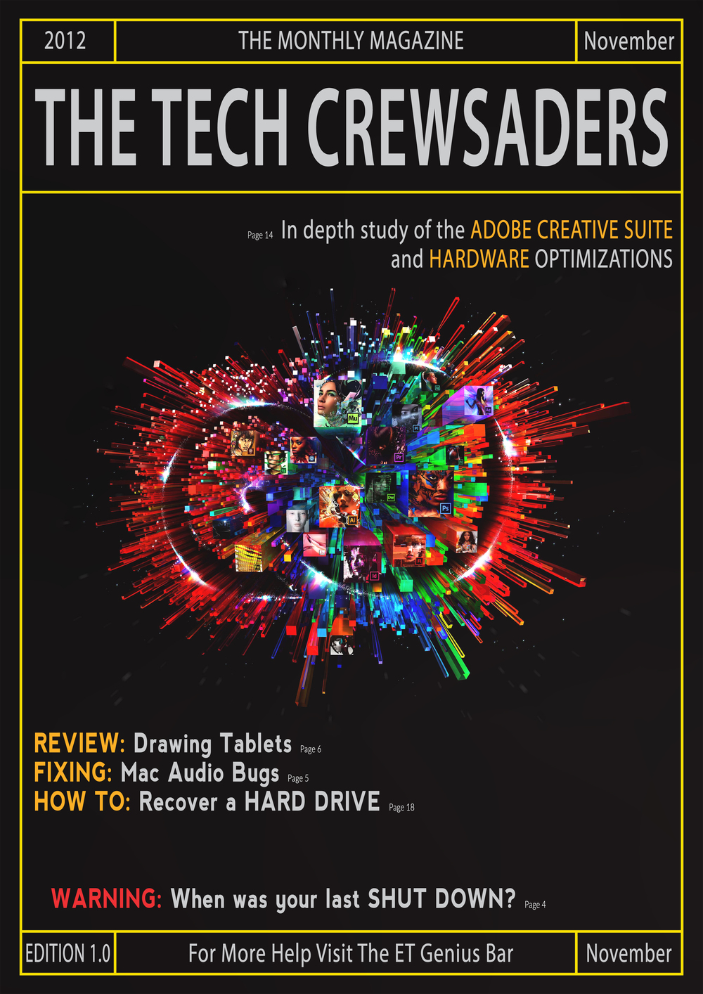 TC Magazine November 2012