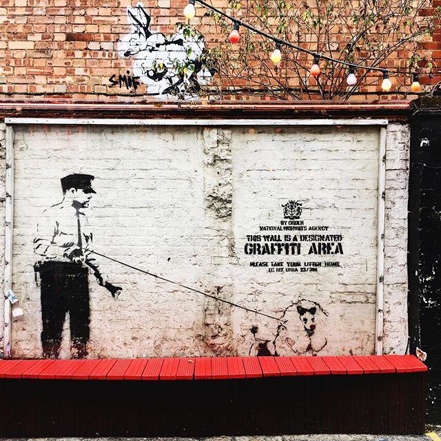 #banksy #streetart #london