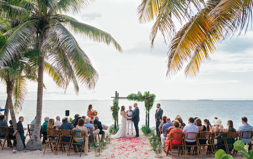 Key West Wedding Ceremony