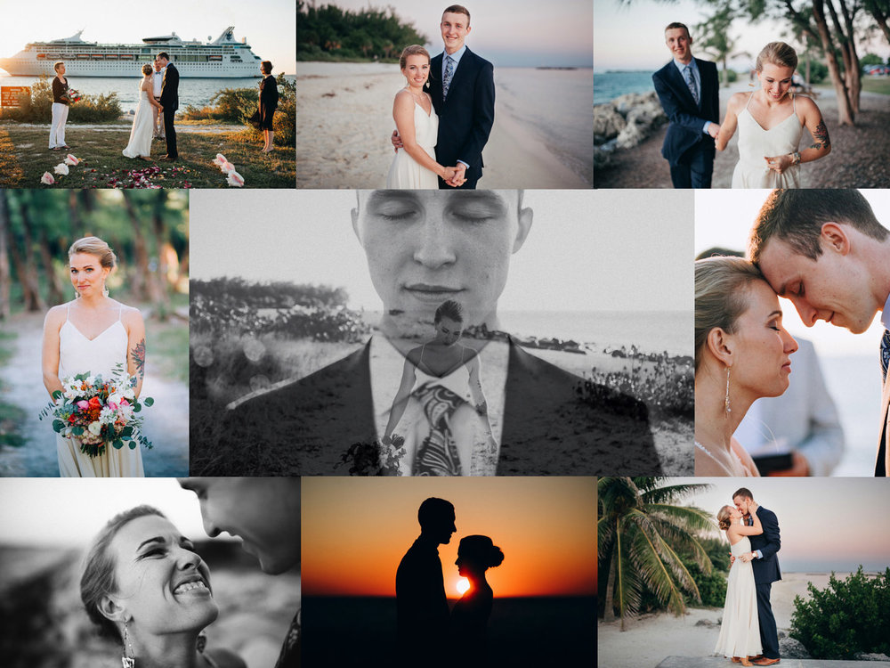 Wedding Photographer Key West