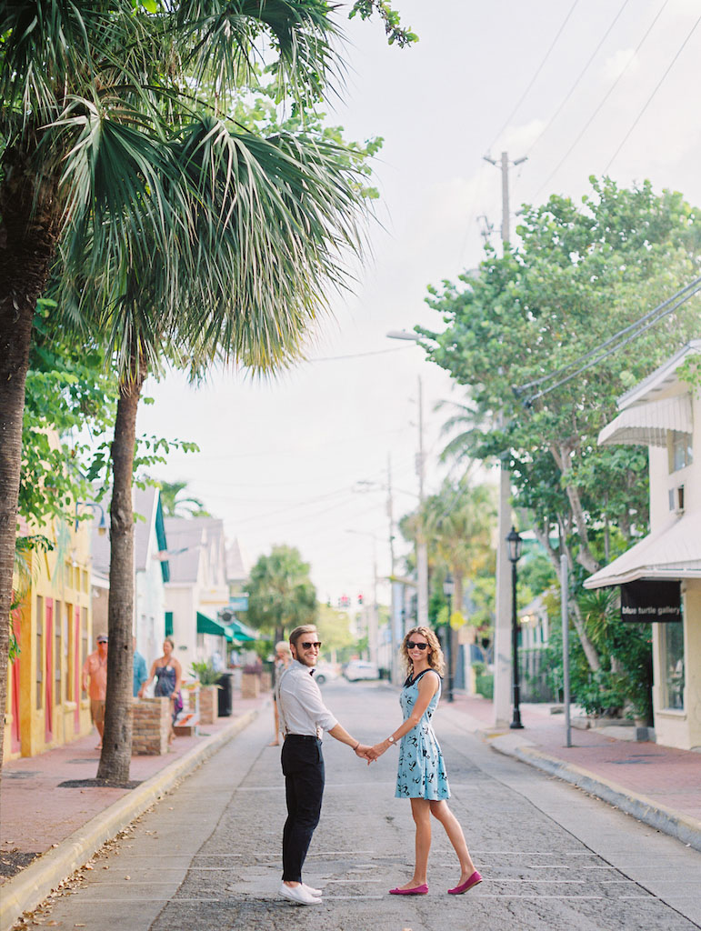 Bahama Village, Key West - coolest place for some charm wedding photos