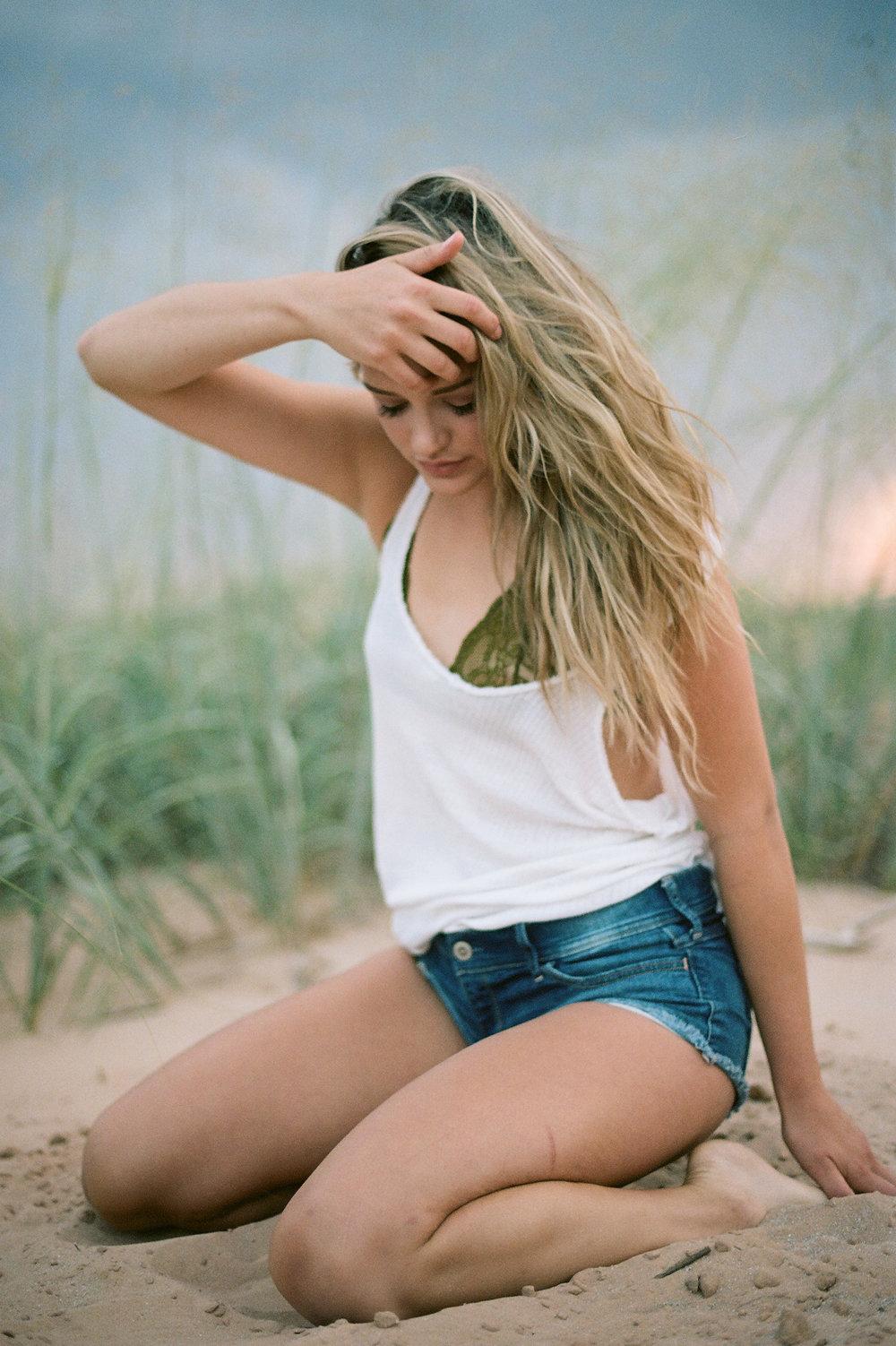 blonde-beach-denim-portrait