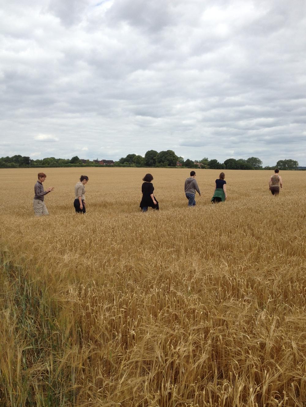 Artists Group, Barley Walk
