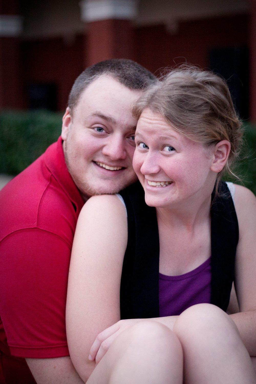 Ian & Kristin Mudge, TX