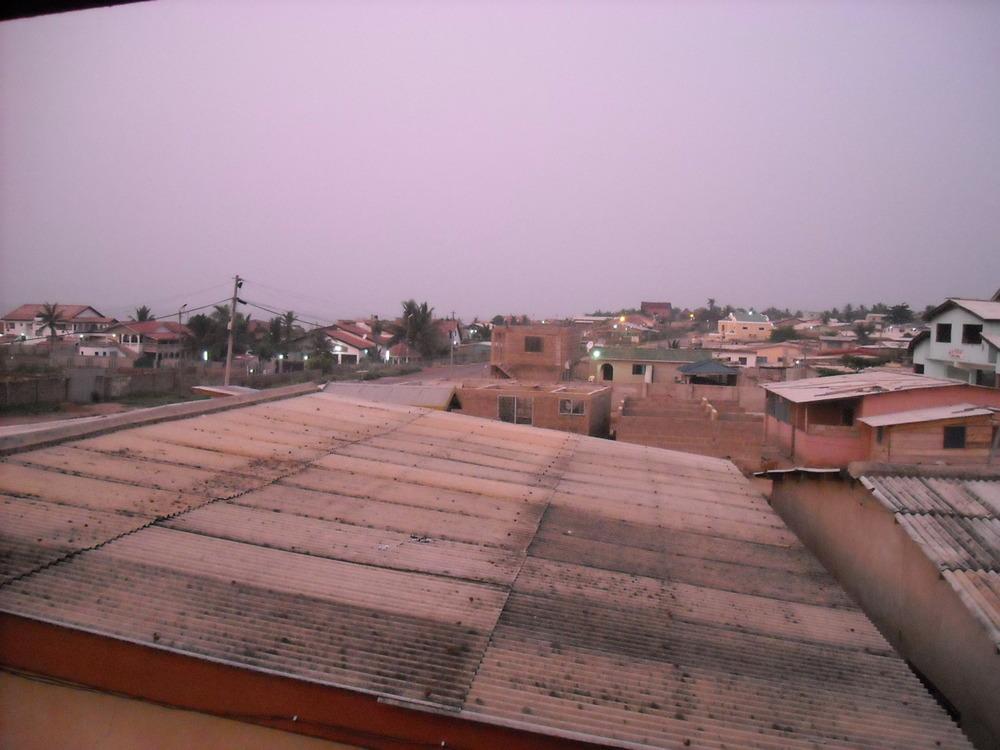 5am in Ghana
