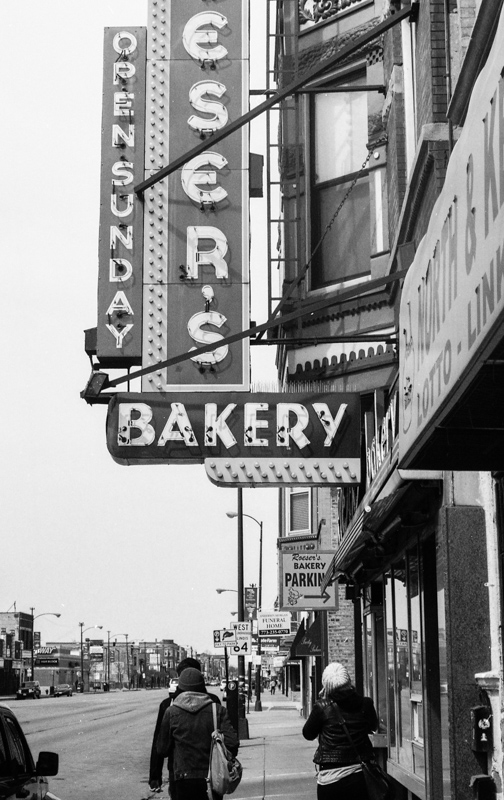 Over 100 year old bakery on the west side - amazing donuts.