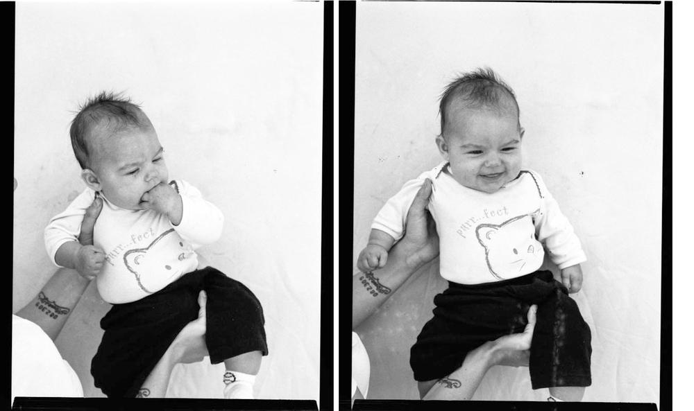 babyfilmportrait