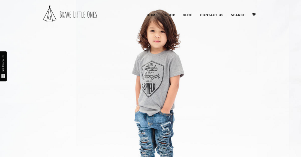 Clean and classic kids fashion photography | The Skulls Los Angeles