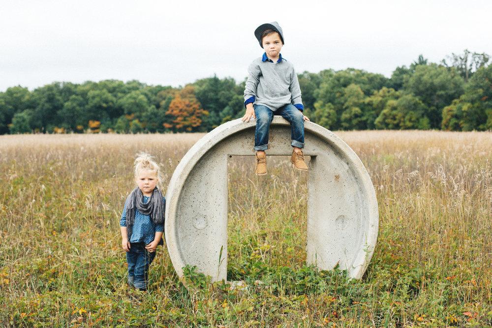 Kids Editorial