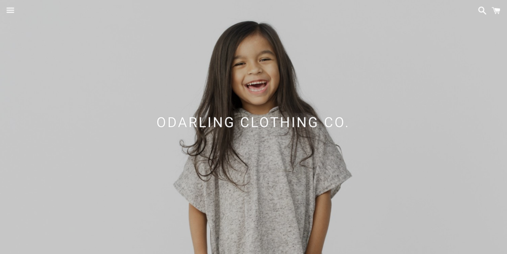 Odarling clothing ss17 collection