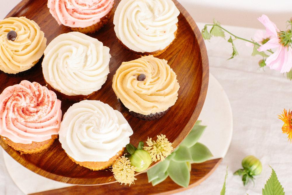 Cupcake details by Ryan Pavlovich
