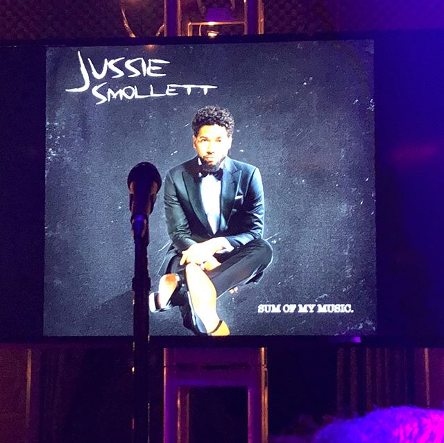 Album release for @jussiesmollett #sumofmymusic congratulations Jussie!!! 🍾🎉🥂#fortitudepr