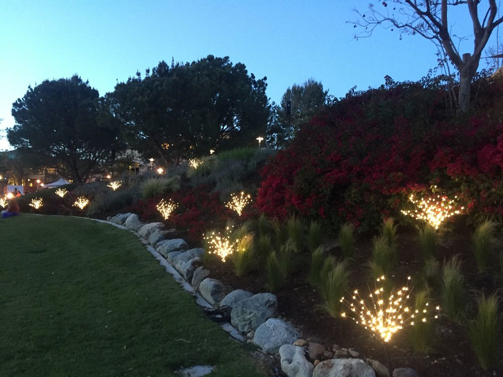 LED Shrubs - These 36
