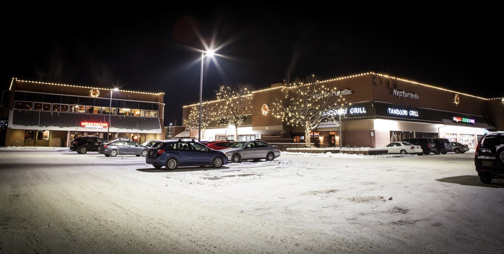 Shopping Centers -