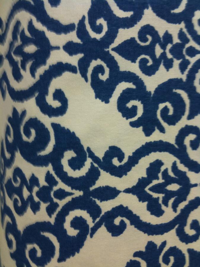 One Fabric Choice
