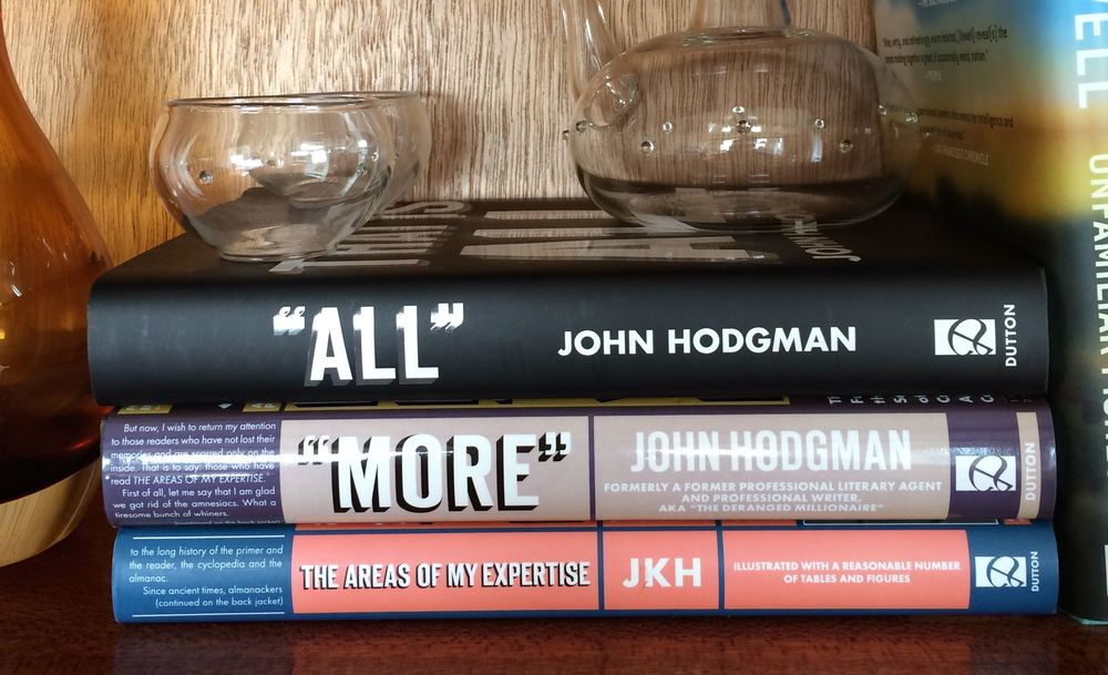 Oh hey, they have all of John's books!