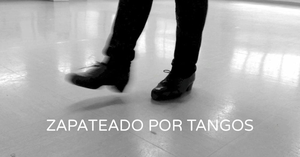 Zapateado por tangos | flamencobites.com