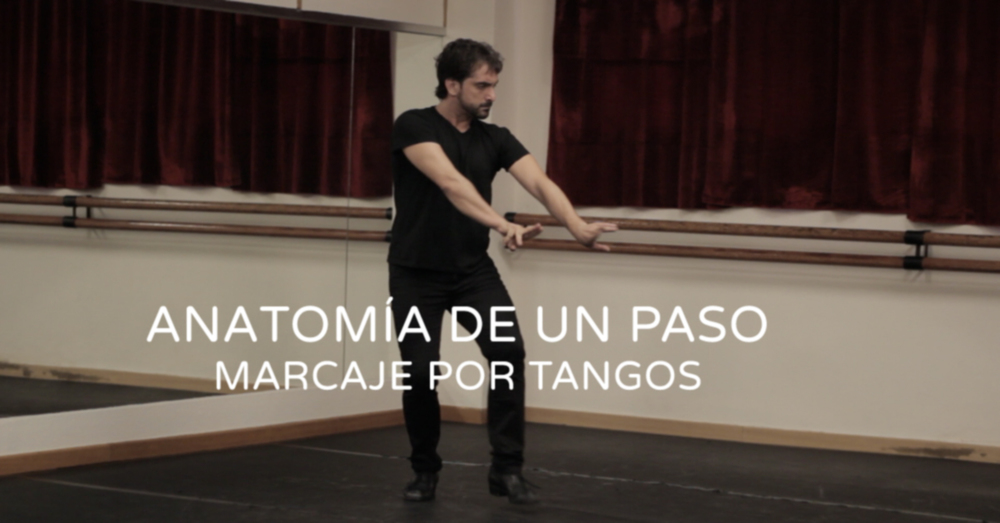 Anatomy of a flamenco step - marcaje por tangos | flamencobites.com