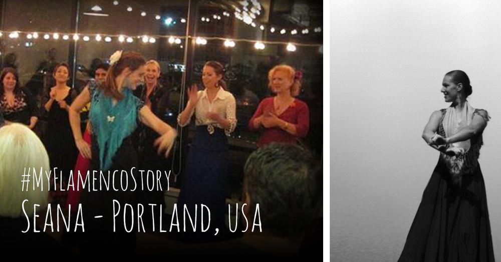 #MyFlamencoStory - Seana from Portland, USA |flamencobites.com