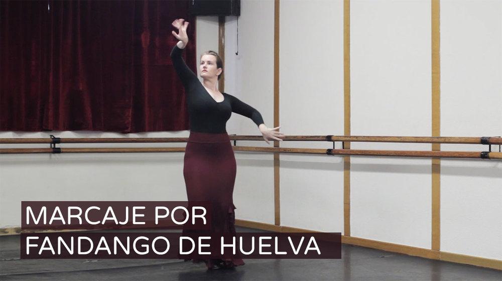 Marcaje por Fandango de Huelva | www.flamencobites.com
