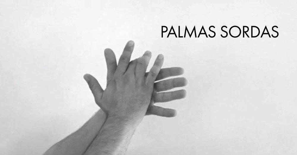 Palmas sordas | www.flamencobites.com