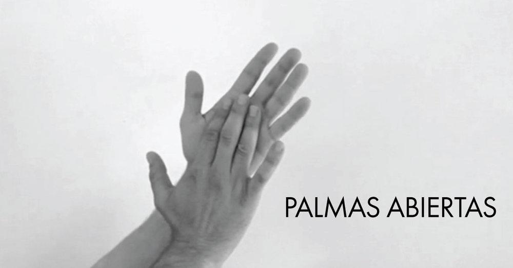 Palmas abiertas | www.flamencobites.com