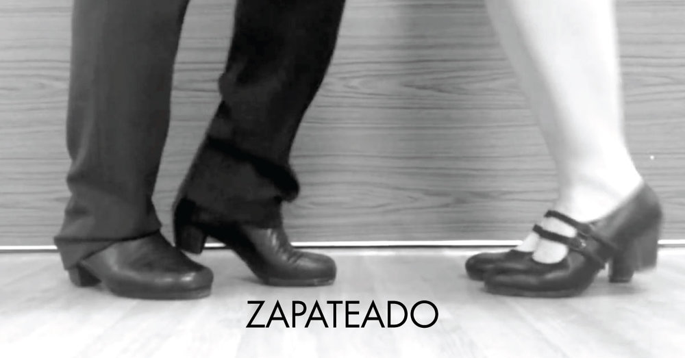 Zapateado | www.flamencobites.com