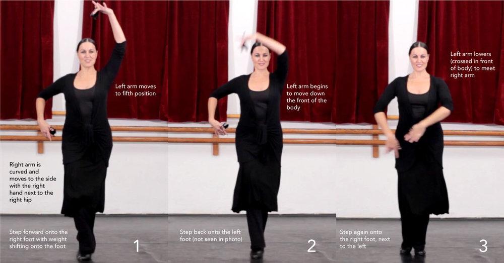 Ejercicio de Danza Española #2 - 1