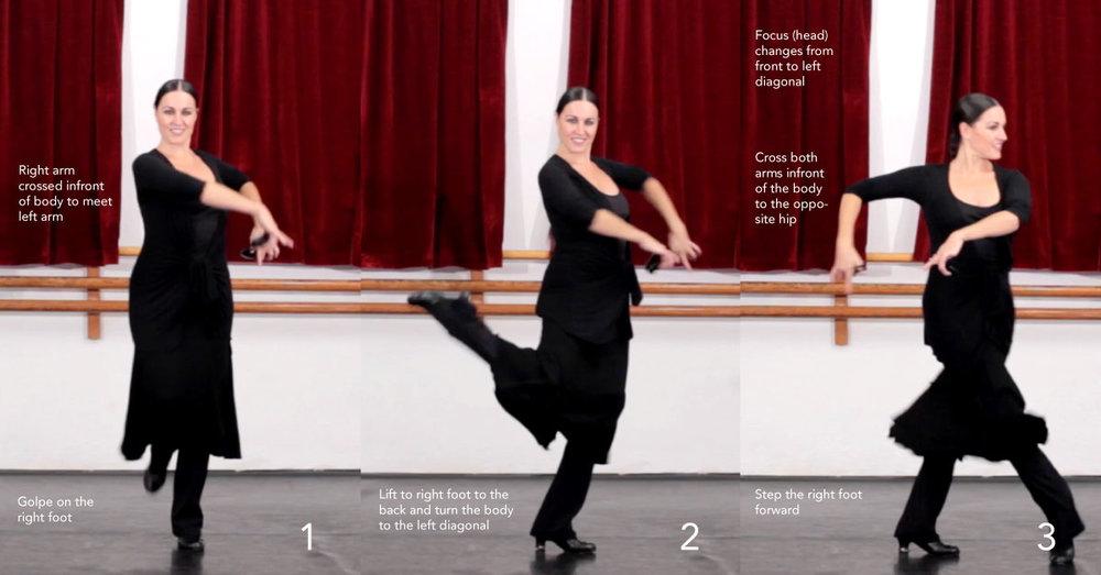 Ejercicio de Danza Española #2 - 3