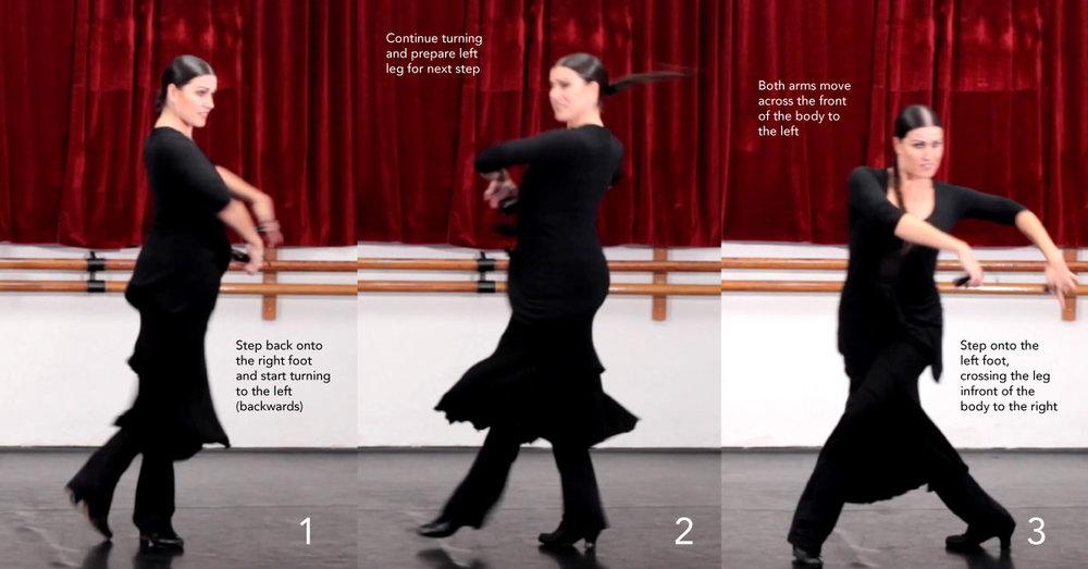 Ejercicio de Danza Española #2 - 7