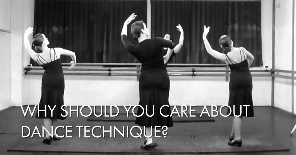 Why should you care about dance technique? | www.flamencobites.com