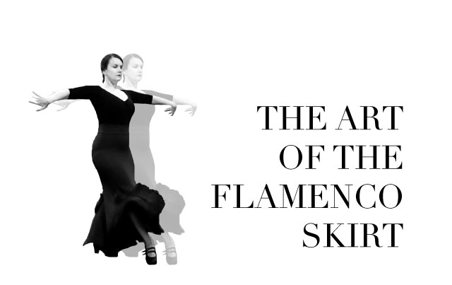 The Art of the Flamenco Skirt