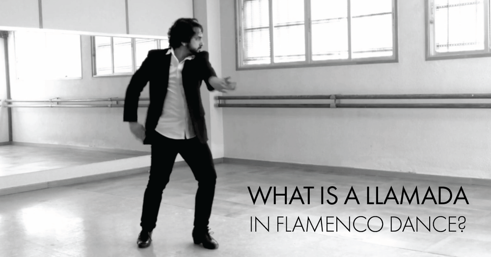 What is a llamada? -  www.flamencobites.com