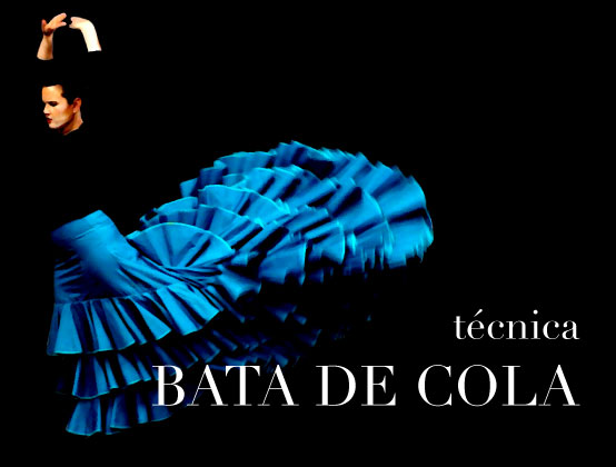 $47 - *Members Only*  An introduction to bata de cola technique with maestro José Merino.