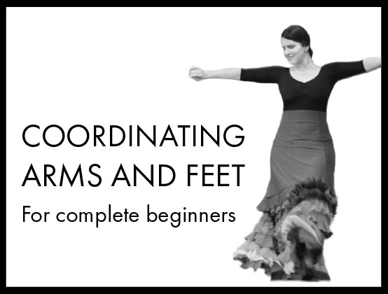 $47 - Study the rudiments of coordinating your upper and lower body with Renae while gaining an introduction to the 12 beat compás.
