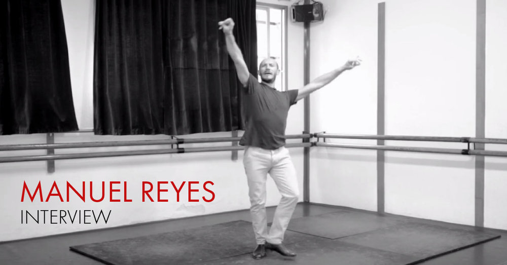 Interview with Manuel Reyes | flamencobites.com