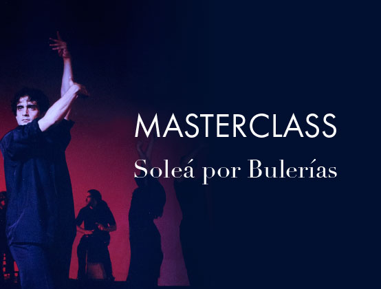 $47 - In this masterclass you will learn a short combination for soleá por bulerías with a focus on performance and interpretation.
