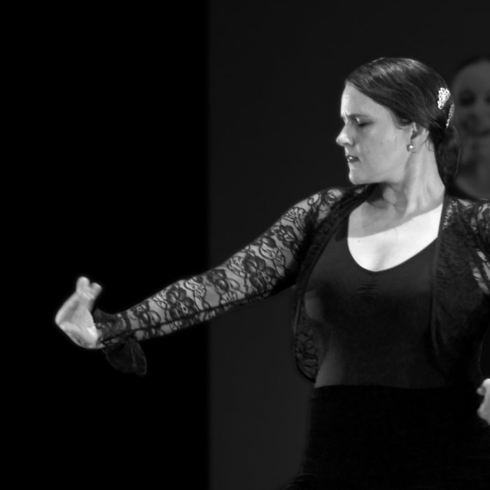 RENAE HARVEY - Co-founder of Flamenco Bites