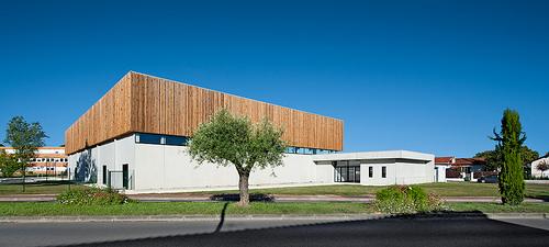 Gymnase de la Morlette a Cenon
